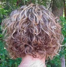 curly and short haircut showing back best 25 short layered curly hair ideas on pinterest layered