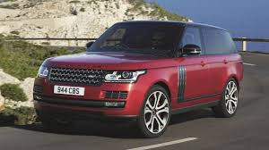 expensive range rover the new range rover is the most powerful ever top gear