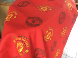 Manchester United Bed Linen - manchester united curtains 54