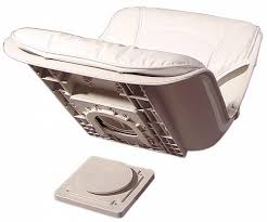 all weather low back quick disconnect boat seat u0026 cushion combo