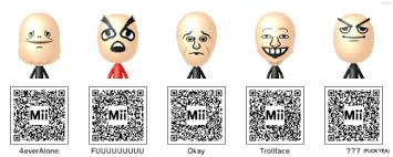 Qr Memes - codes for 3ds mii s of your favorite memes