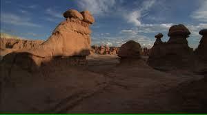 Landscape Rock Utah by Goblin Valley State Park Utah Usa Hd Stock Video 363 150 081