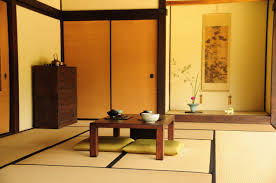 Traditional Japanese Interior by Traditional Japanese House Brings Cleanliness To Your Home Design