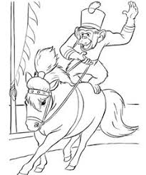 circus coloring pages printable jojo circus coloring pages free printables pinterest
