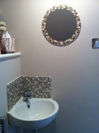 how to make a safe bespoke bathroom mirror the plastic people