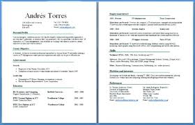 pages resume template 2 how to format a two page resume 2 page resume format two page