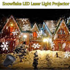 Snowflake Lights Outdoor Snowflake Lights Ebay