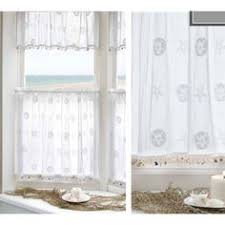 Seashell Curtains Bathroom Beach House Seashell Curtains Seashell Curtain Real Seashell