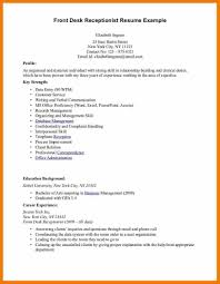 Example Housekeeping Resume by Resume Marketing Resumes Templates Education Section Of Resume
