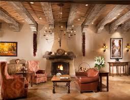 Santa Fe Style Interior Design by The Hilton Of Santa Fe