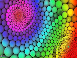 imagenes abstractas con circulos círculos abstractos