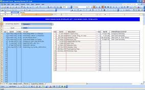 Time Tracking Spreadsheet Excel Free Project Management Spreadsheet Examples And Project Management