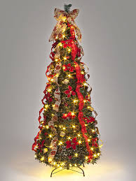 beautiful design pre lit pop up christmas tree 45 best fake ideas