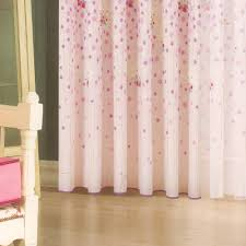baby nursery curtains beaded lace no valance