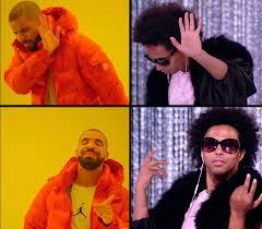 New Drake Meme - shangela the new drake meme rupaulsdragrace