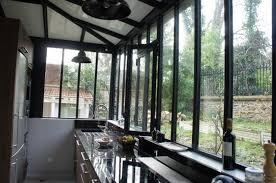 cuisine sous veranda cuisine dans veranda vrandas pour cuisine with cuisine dans veranda