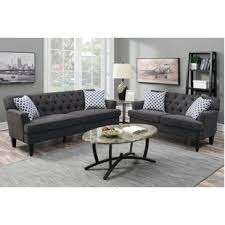 Gray Living Room Set Grey Living Room Sets You Ll Wayfair