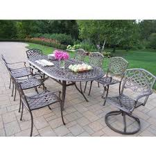 Patio Table Seats 8 14 Best Patio Images On Pinterest Outdoor Sofas Outdoor Spaces