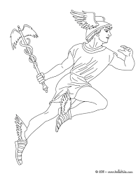 holiday colouring pages greek god coloring pages in minimalist