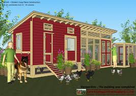 home garden plans m104 chicken coop plans construction