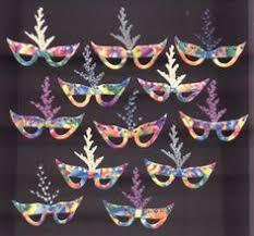 miniature mardi gras masks swaps the mardi gras masks scouts swaps mardi