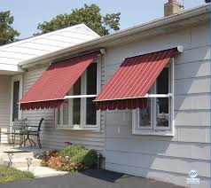 fabric window awnings fabric window door awnings the window people