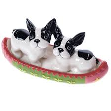 Cute Salt And Pepper Shakers by Dogs In A Canoe Salt And Pepper Shaker Set Collections Summer