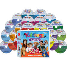 the complete kidsongs collection box dvd kidsongs