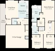3 bedroom 2 bath 2 car garage floor plans homecoming at terra vista apartment homes for rent rancho cucamonga