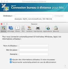 windows 7 bureau à distance gallery of bureau a distance mac beautiful révision de connexion