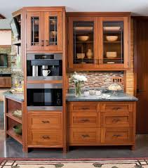 a frank lloyd wright inspired kitchen old house restoration