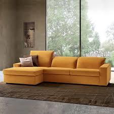 mercatone divani letto divano con chaise longue calvin con cuscini regolabili arredaclick