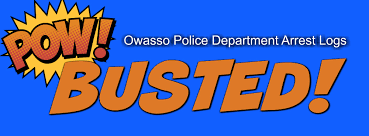halloween city owasso ok owasso police department arrest logs 07 02 2017 to 07 08 2017