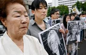 Comfort Women Japan Resurgence Of Japanese Militarism Fire Earth