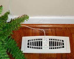register air booster fan register vent booster fan
