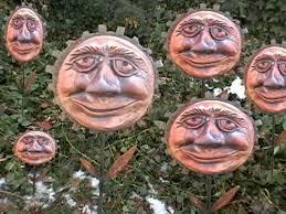 Diy Garden Art How To Make Ceramic And Metal Garden Art Hgtv