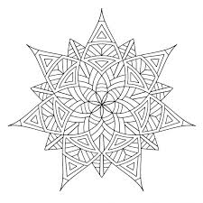 geometric design coloring pages aztec designs simple pdf geometric