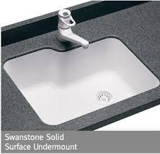 Solid Surface Sinks Kitchen Swan