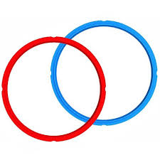 all red rings images Instant pot sealing rings red blue combo pack target