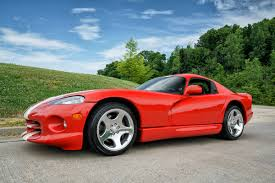 Dodge Viper Red - 2002 dodge viper fast lane classic cars