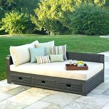 Outdoor Daybed Mattress Outside Bed Outdoor Daybed Cover Concrete Patio As Patio Covers