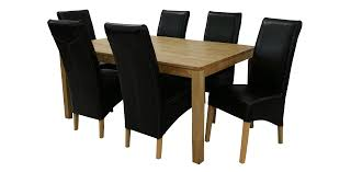dining room table sets leather chairs dining room decor ideas
