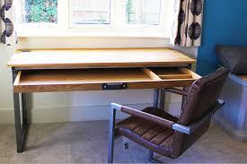 Metal Desk Vintage Choosing Vintage Industrial Metal Desks And Dining Room Tables