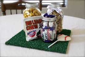 baseball baby shower ideas charming baseball themed baby shower centerpieces 67 about remodel
