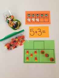 printable halloween math worksheets thehappyteacher addition and subtraction fall pumpkins halloween