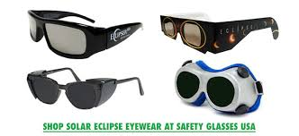 Does Looking At An Eclipse Blind You How To Safely View A Solar Eclipse Safetyglassesusa Com Blog