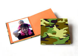 wallet size photo album camouflage instagram photo album men stuffer photo