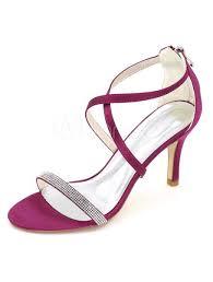 wedding shoes kg women s wedding shoes high heel sandals rhinestones stiletto