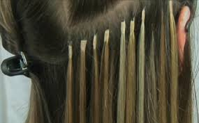 glued in hair extensions hair extensions human hair wefts human hair fusion glued in