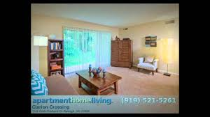 clarion crossing apartments raleigh apartments for rent youtube